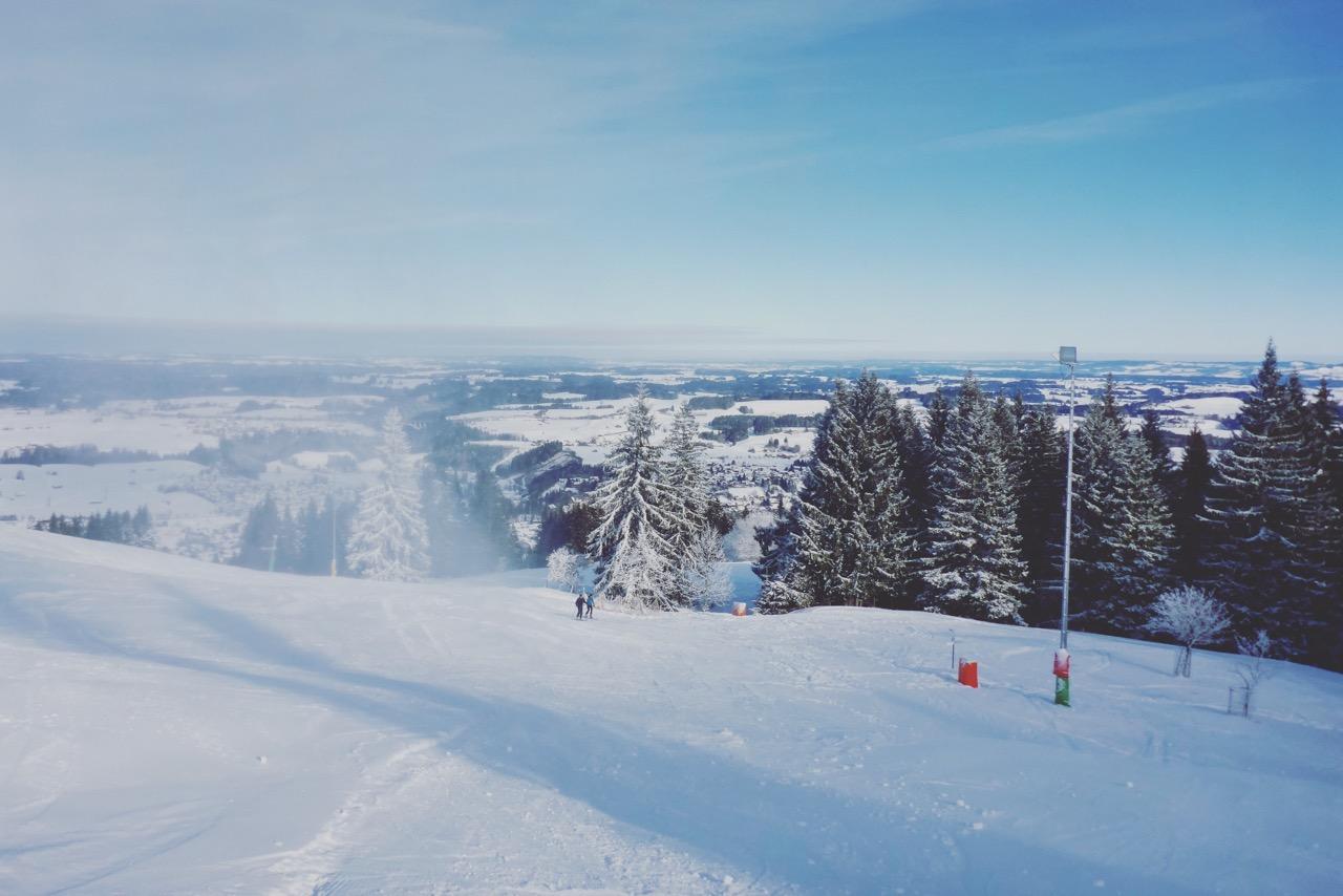 Skifahren lernen Alpspitzbahn, Winter, Saison 2016/17, Mountaingirl, Tiffydesign, Skikurs